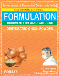 DEHYDRATED ONION POWDER(FORMULA 437)
