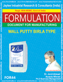 Wall Putty Birla Type