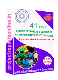 Plastic Extrusion and Extruder Based Ind. 41 Project Reports