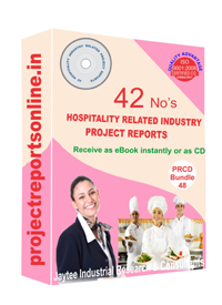 Hospitality Industry Related 42 Project Reports