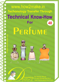 Technical knowHow report for perfume (TNHR 48)