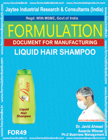 Liquid Hair Shampoo