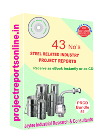 Steel Related Industry 43 Project Reprts