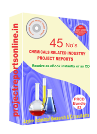 Chemicals Related Industry 45 Project Reprts