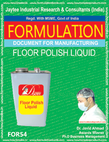 Floor Polish Liquid
