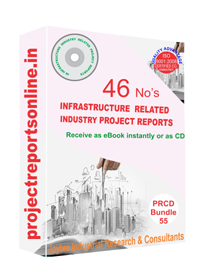 Infrastructure Related Industry 46 Project Reprts