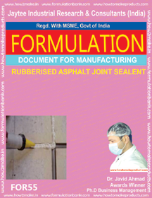 Rubberised Asphalt Joint Sealent
