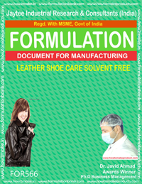 LEATHER SHOE CARE SOLVENT FREE (FORMULA 566)