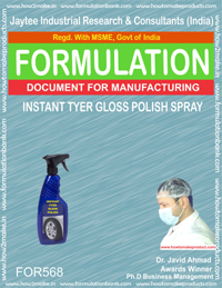 INSTANT TYER POLISH SPRAY (FORMULA 568)