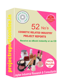 Cosmetics Industry Related 52 Project Reports