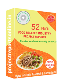Food Related Industry 52 Project Reprts