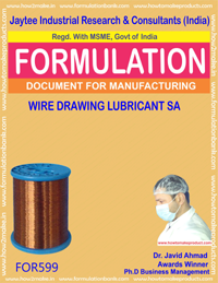 Wire Drawing Lubricant SA (Formula 599)