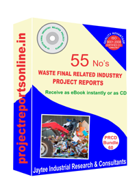 Waste Final Industry Related 55 Project Reports
