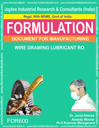 Wire Drawing Lubricant RO