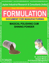 Magical Polishing Cum Shining Powder (Formula 609)