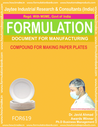 Lamination Adhesive for Paper Shining (Formula 619)
