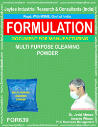 Multipurpose Cleaning Powder (Formula 639)