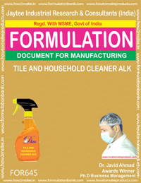 Tile and household cleaner ALK (for645)