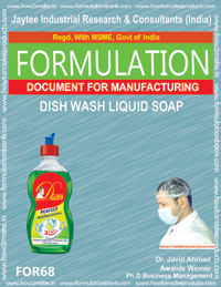 Dish Wash Liquid Soap