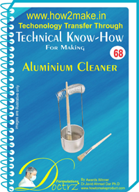 Technical knowhow for Aluminium Cleaner (tnhr68)