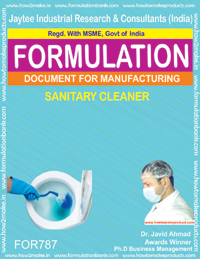 SANITARY CLEANER (FORMULA 787)
