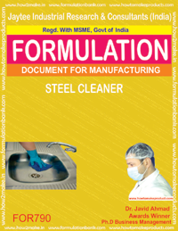 STEEL CLEANER (FORMULA 790)