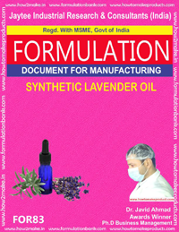 Synthetic Lavender Oil