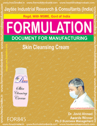 Skin cleansing cream (for845)