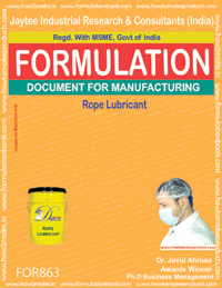 Rope Lubricant Formulation (for863)