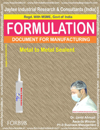 Metal to Metal Sealent Formulation (for 898)