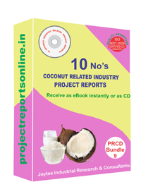 Coconut Industry Related Project Reports