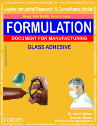 Glass Adhesive Formulation (for905)