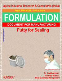 Putty for Sealing Formulation (for907)