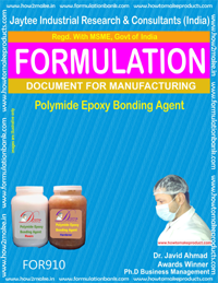 Polyamide Epoxy Bonding Agent Formulation (for910)