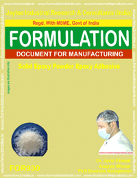 Solid Epoxy Powder Adhesive Formulation(for930)