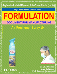 Air Freshener Spray JN (Formula 948)