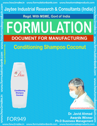 Conditioning Shampoo Coconut (Formula 949)