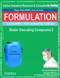 Boiler Descaling Compound Type 2 (For954)