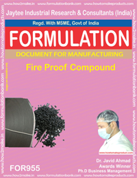 Fire Proof Compound (For955)