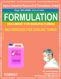 Bactericide for Cooling Towers (For957)
