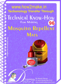 Technical Know-How Report for Mosquito Repellent Mats (TNHR96)