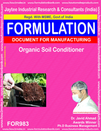 Organic Soil Conditioner (For983)
