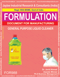 General Purpose Liquid Cleaner (For988)