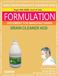 Drain Cleaner ACD