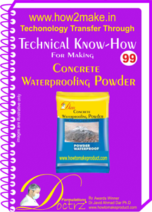 Technical Know-How Report for Concrete Waterproofing Powder (TNH